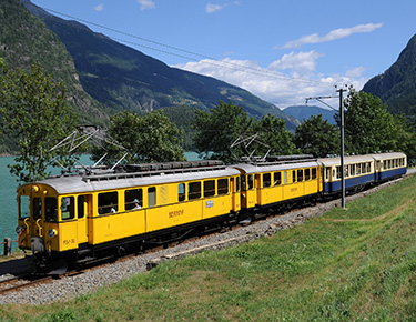 Bernina Nostalgie Express